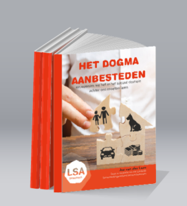 Boek het dogma aanbestende - LSA - Jos van der Lans-01